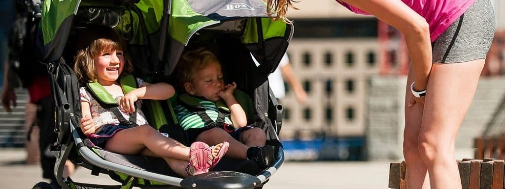 10 Best Double Jogging Strollers for Infants & Toddlers: Reviews