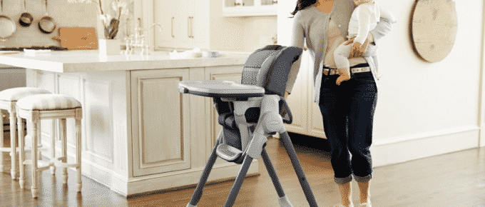 Best Space Saver High Chairs